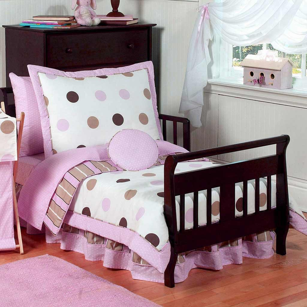 Girl Toddler Bedding