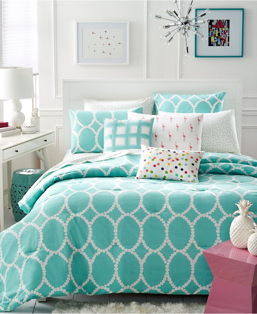 Gold Teal Bedding Mint Mini Floral Baby Bedding The True Meaning Of Round Crib Bedding