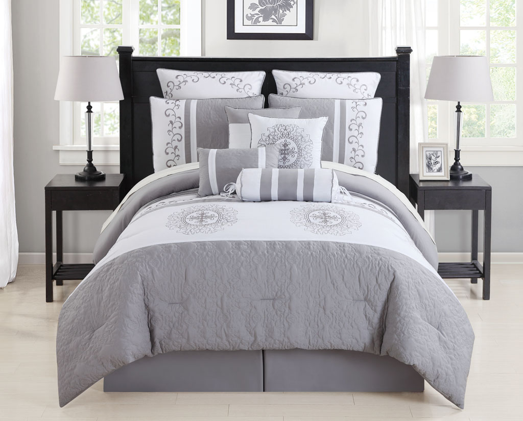 Image of: Images of Floral Bedding Twin