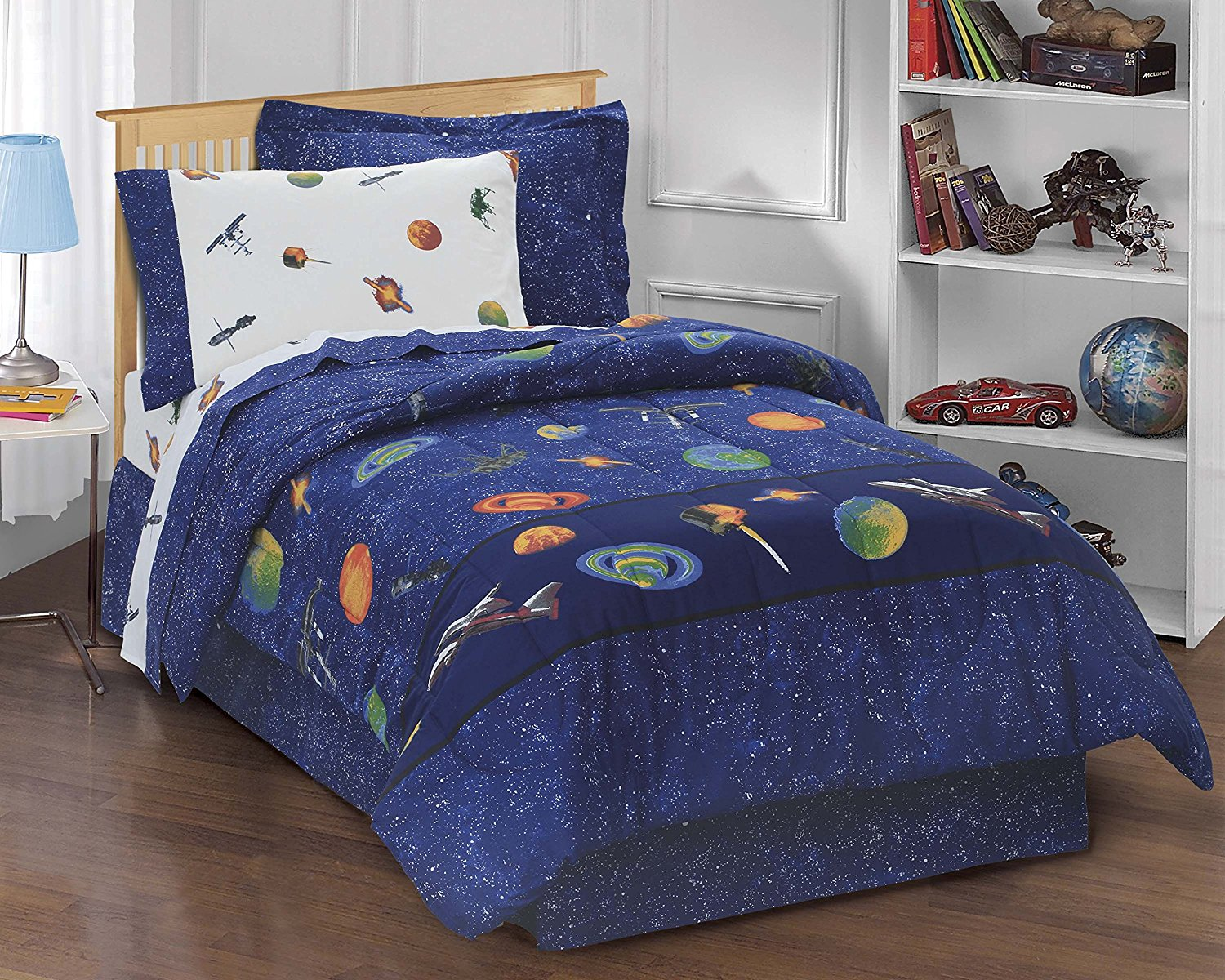 Image of: Kids Bed In A Bag
