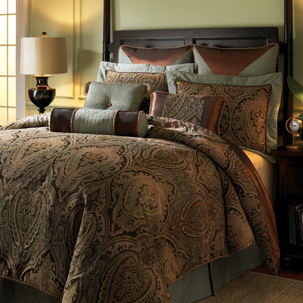 Image of: King Size Bedding