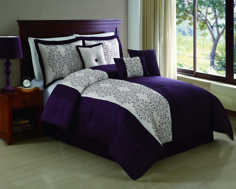 Image of: King Size Comforter Sets Clearance Picture