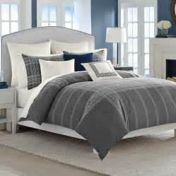Image of: Solid Gray Bedding Sets