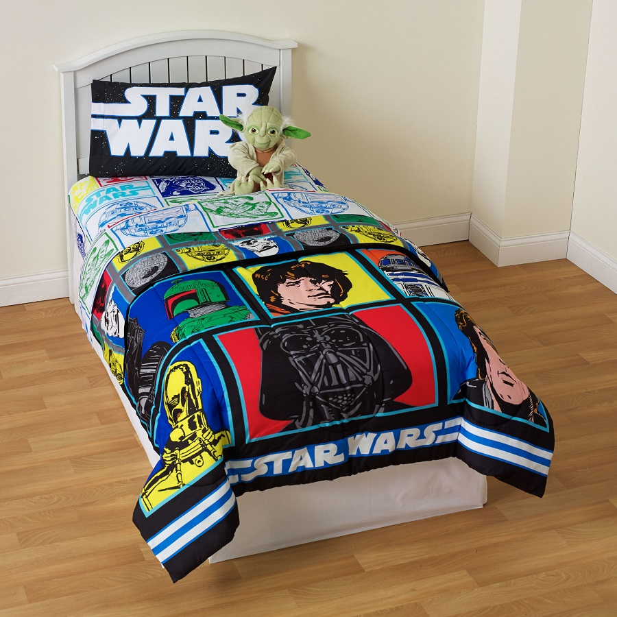 Image of: Star Wars Sheets Twin