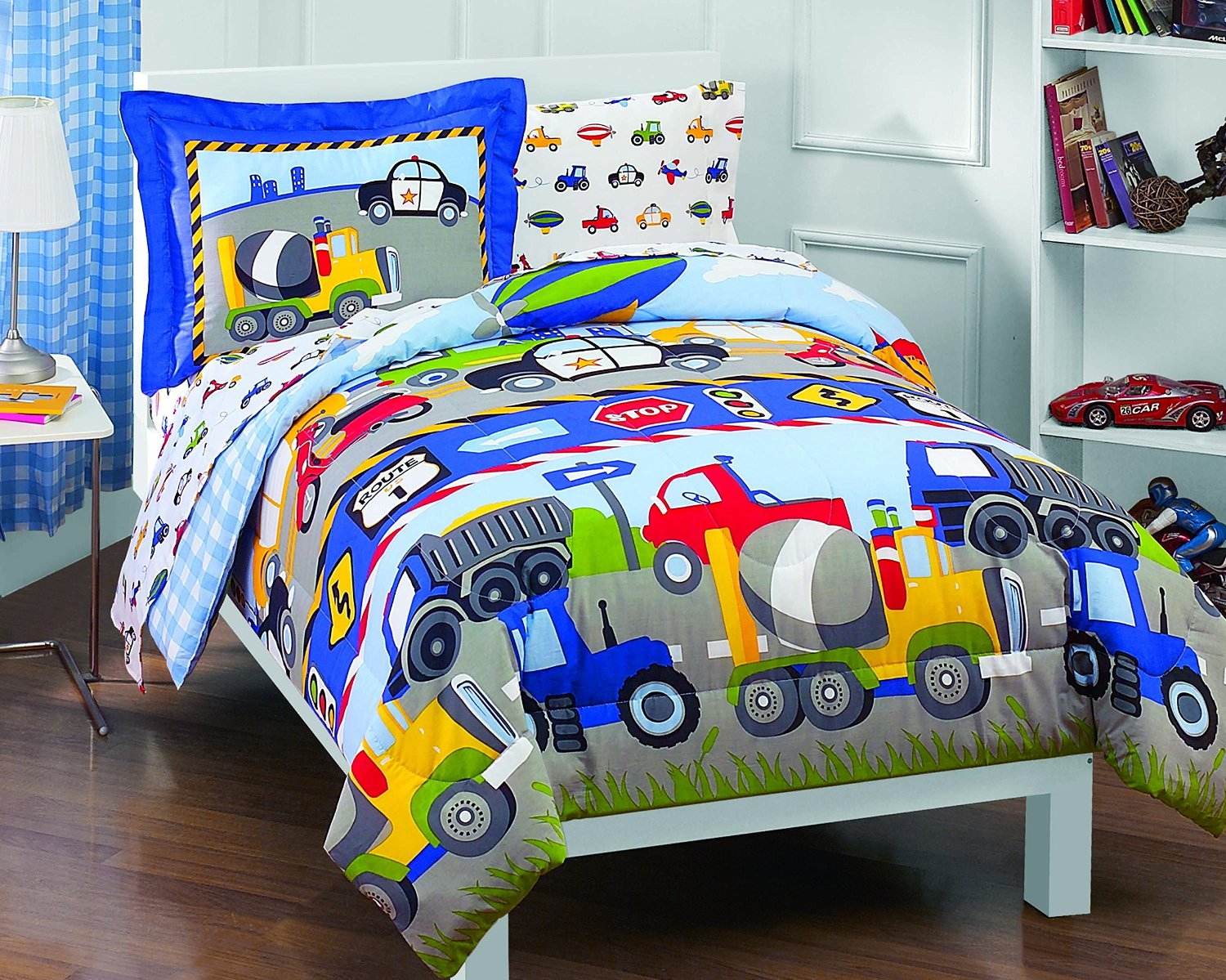 Image of: Toddler Bedding for Boy Ideas