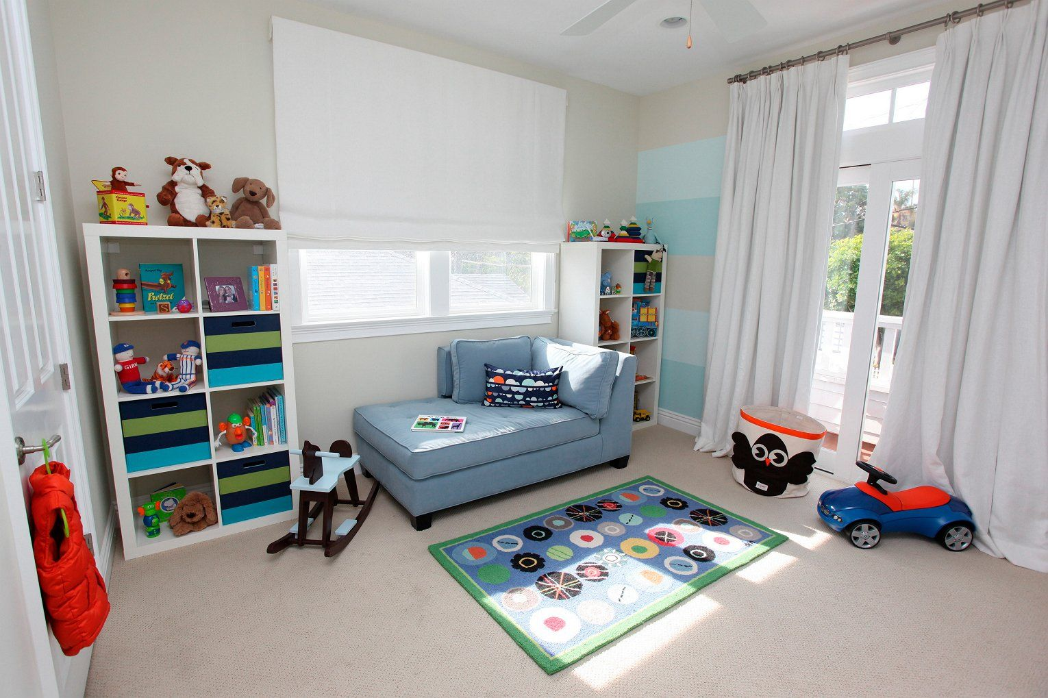 Image of: Toddler Boys Bedroom Ideas