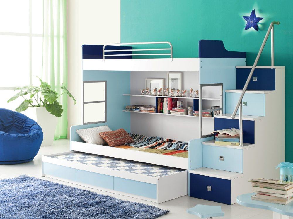 Image of: Twin Over Full Bunk Bed Sets