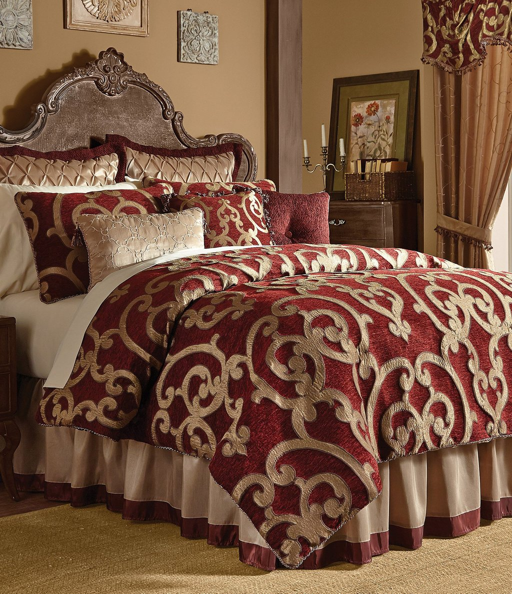 Image of: Veratex Corsica Comforter Set Dillard Newest Trends Decoration Country Bed Sets
