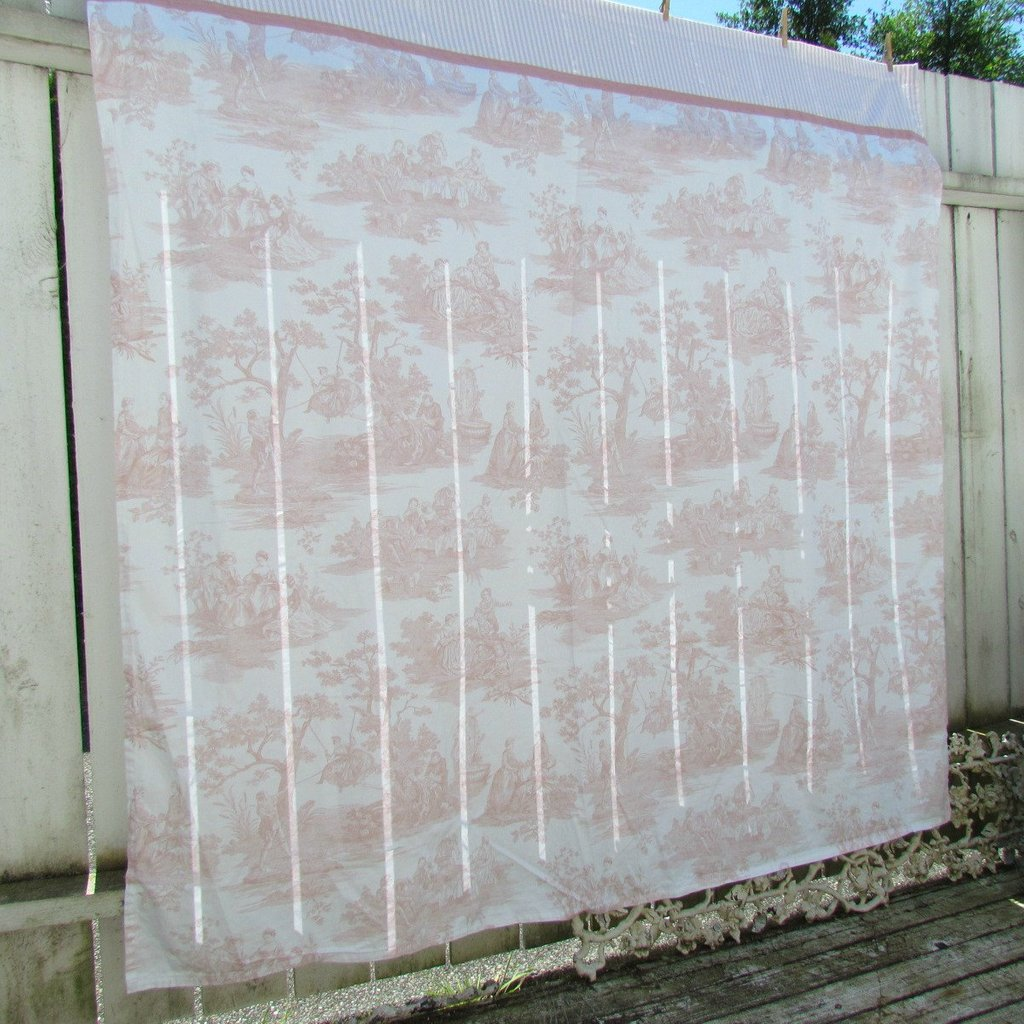 Image of: Waverly Toile Curtain 28 Image Vintage Waverly Toile Romantic Interior French Country Bedding Sets