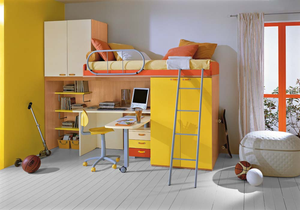 Image of: Youth Bedroom Sets