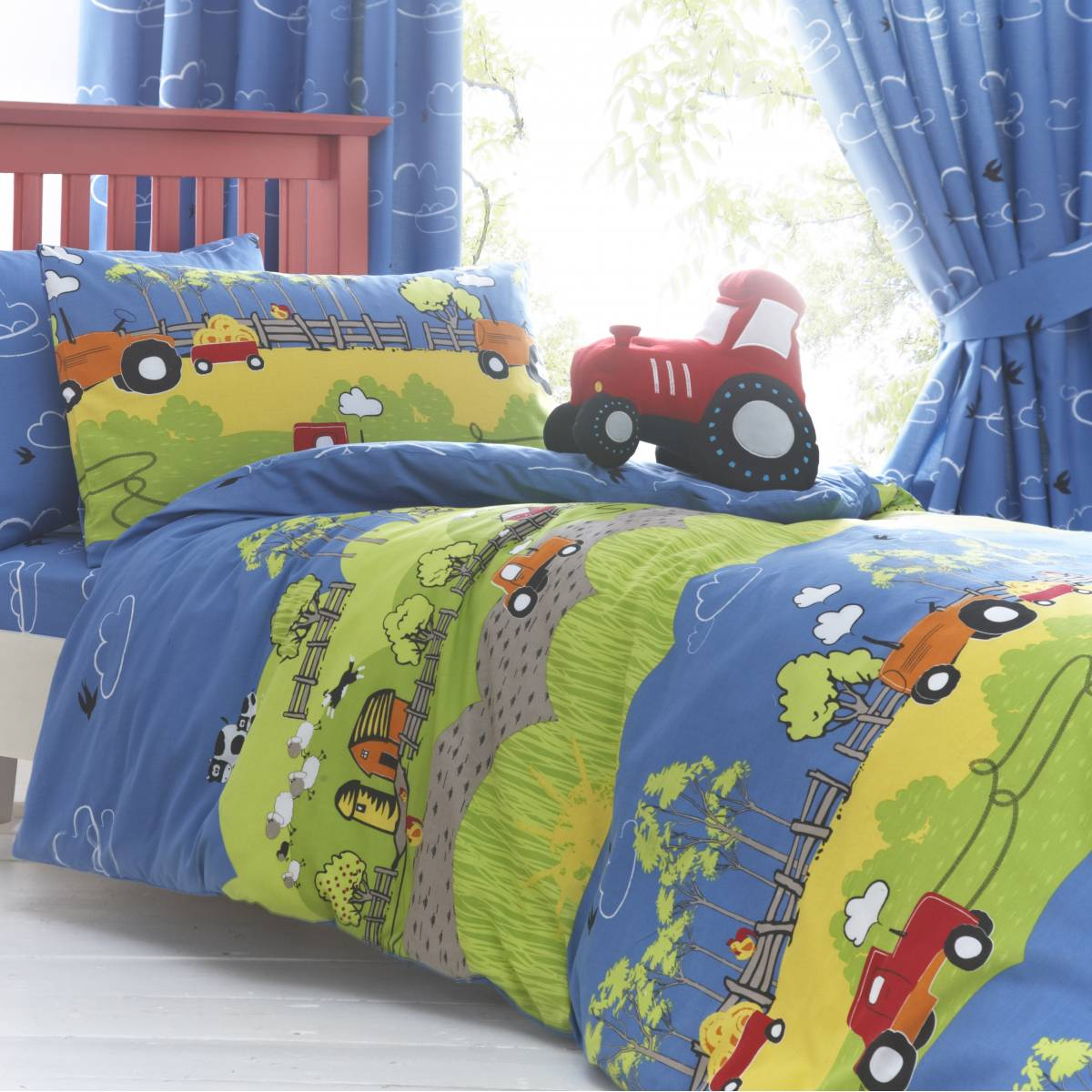 Image of: Awesome Toddler Bed Sets Boy Ideas