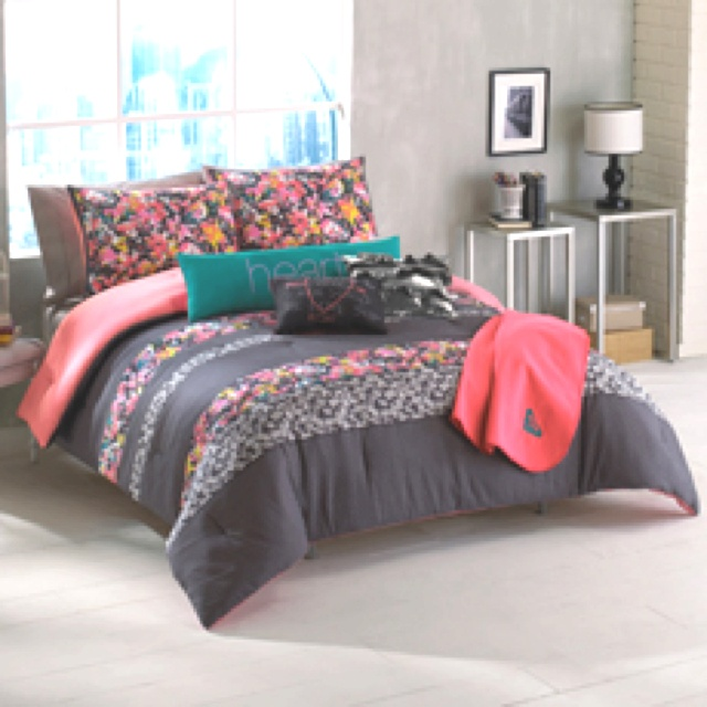 Image of: Bed Sets Grey Teens