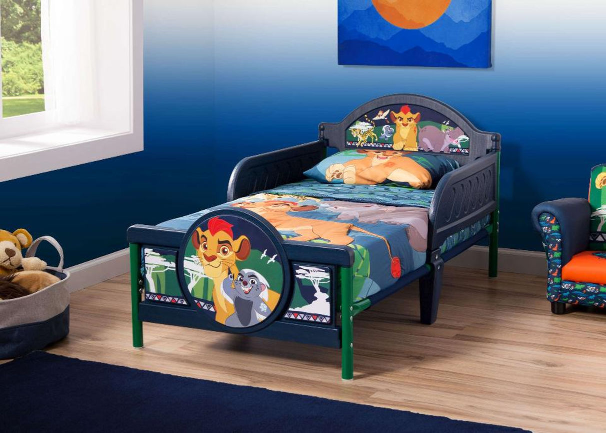 Image of: Toddler Beds for Boys and Girls