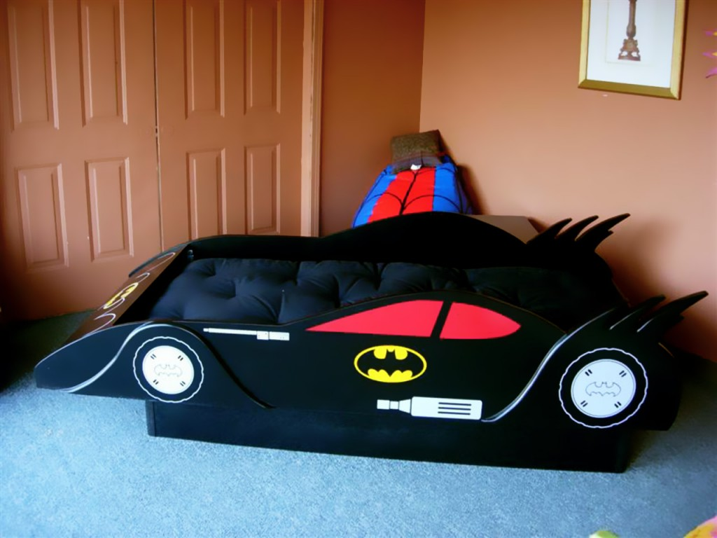 Image of: Unique Fun Toddler Beds
