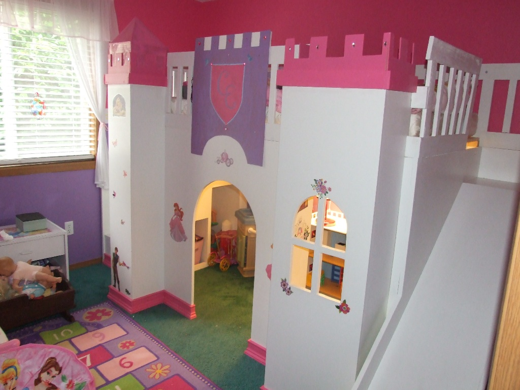 Princess House Bunk Beds