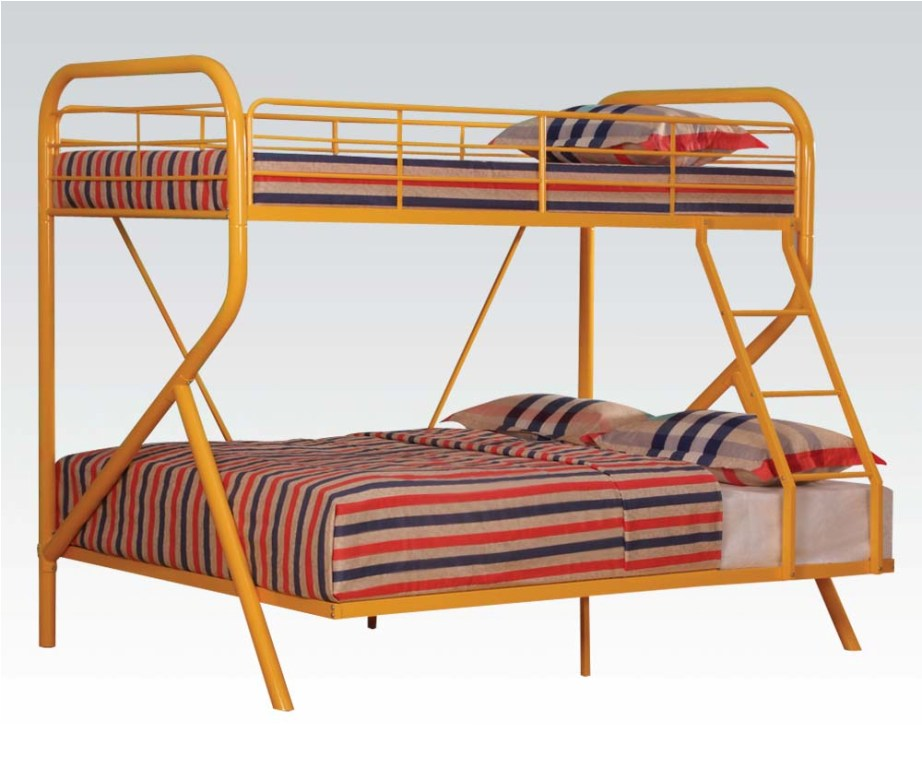 Image of: Bunk Bed Frames Only