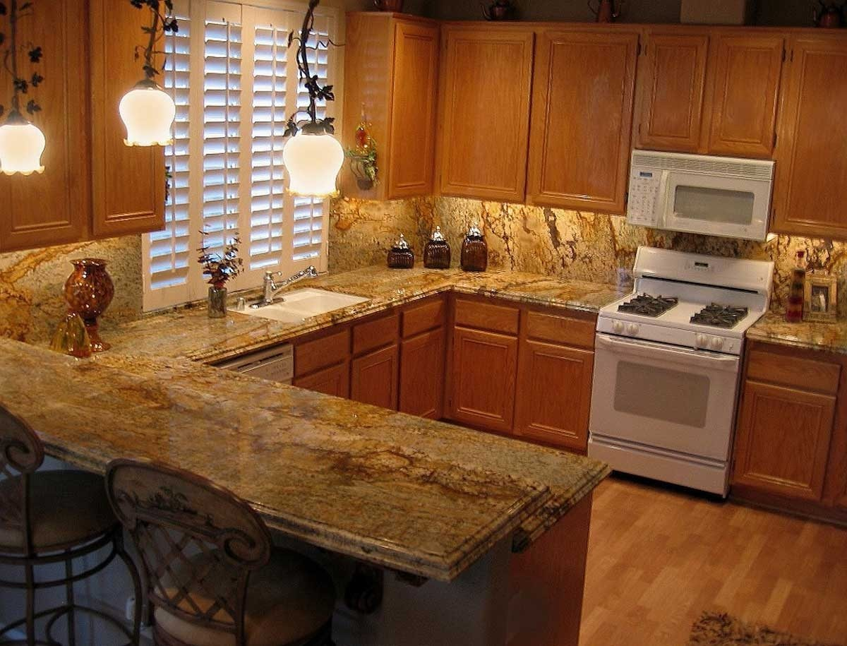 Image of: Best Backsplash Ideas For Granite Countertops
