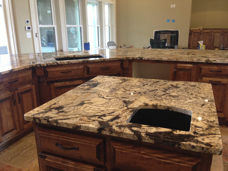Image of: Best Marble And Granite Countertops