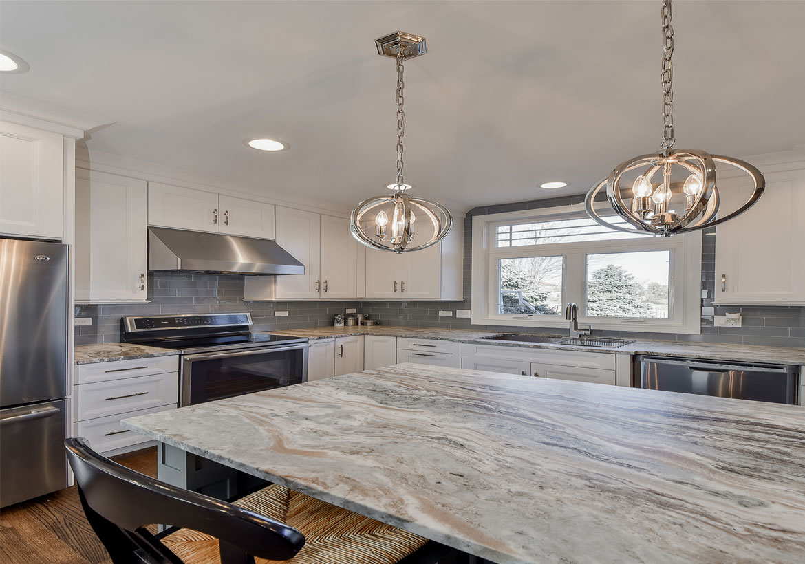 Image of: Best Most Popular Quartz Countertop Colors