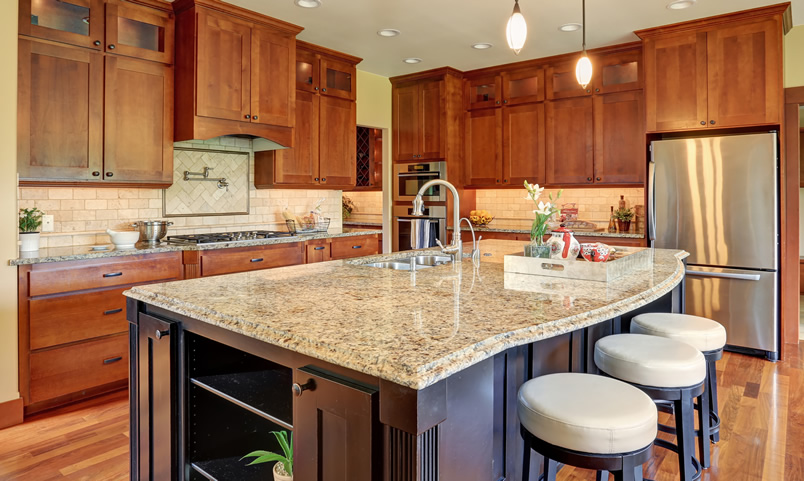Image of: Best Types Of Marble Countertops
