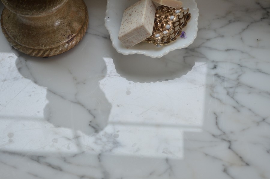 Carrera Marble Countertops Stains