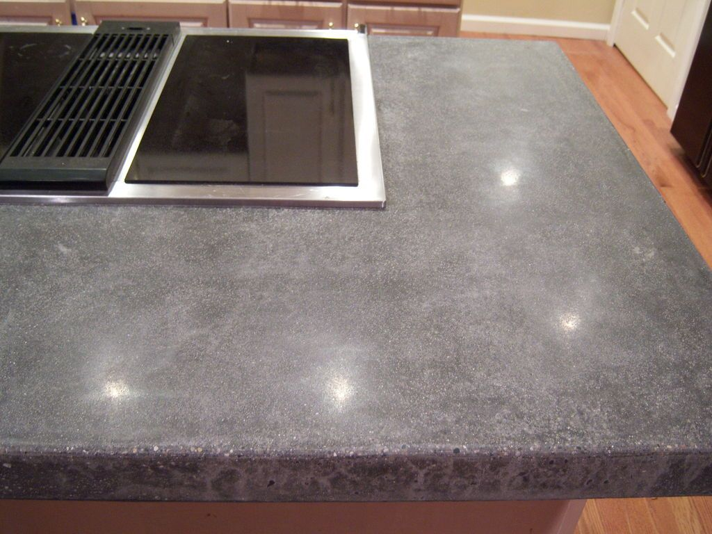 Image of: Changing Color Of Concrete Countertops
