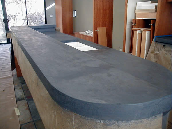 Image of: Concrete Countertop Finishing Tools