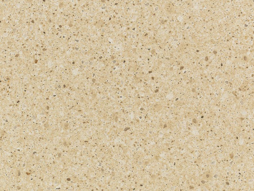 Image of: Cream Marble Look Quartz Countertops