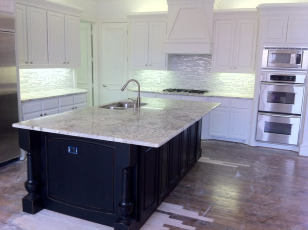 Image of: Cultured Marble Countertops Kitchen Ideas