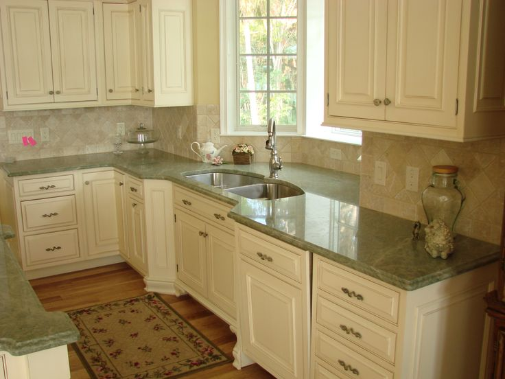 Image of: Different Types Of Marble Countertops