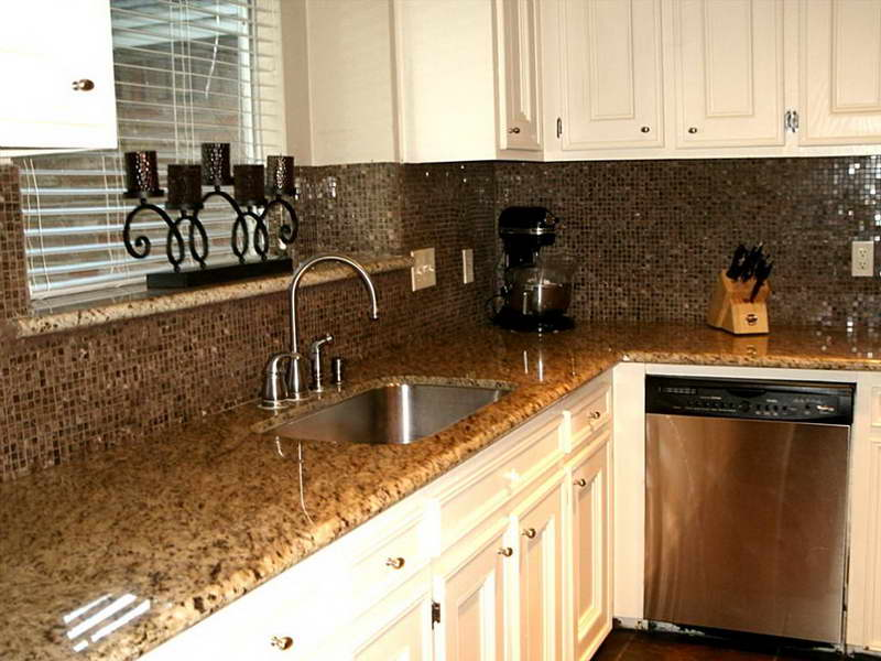 Image of: Fake Granite Countertops Lowes