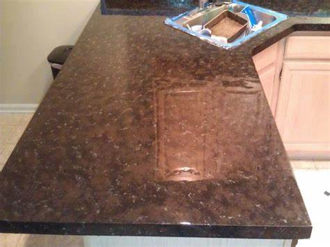 Image of: Faux Granite Countertops Ideas