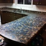 Faux Marble Countertops Peel And Stick
