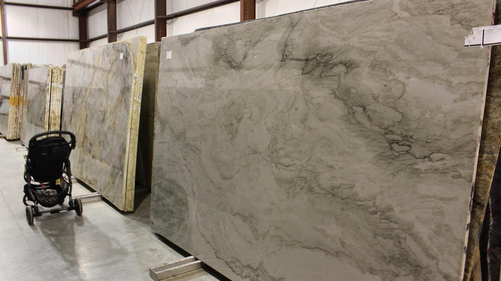 Image of: Good Marble Look Countertops