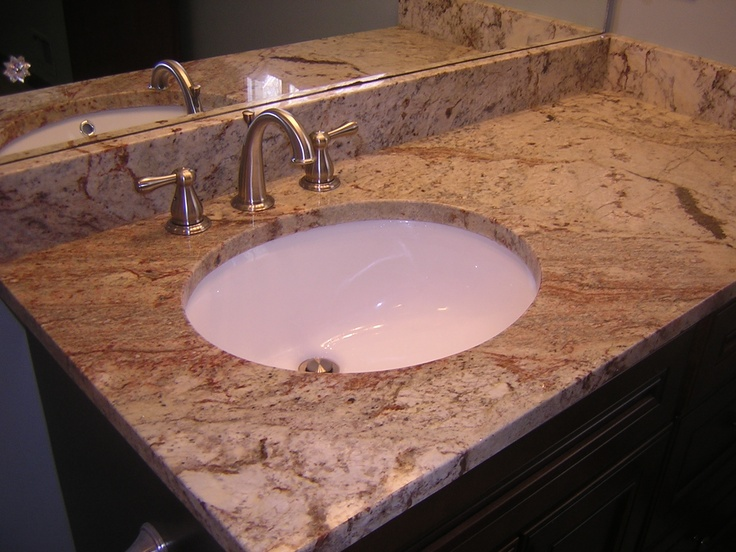 Granite Bathroom Countertops 40