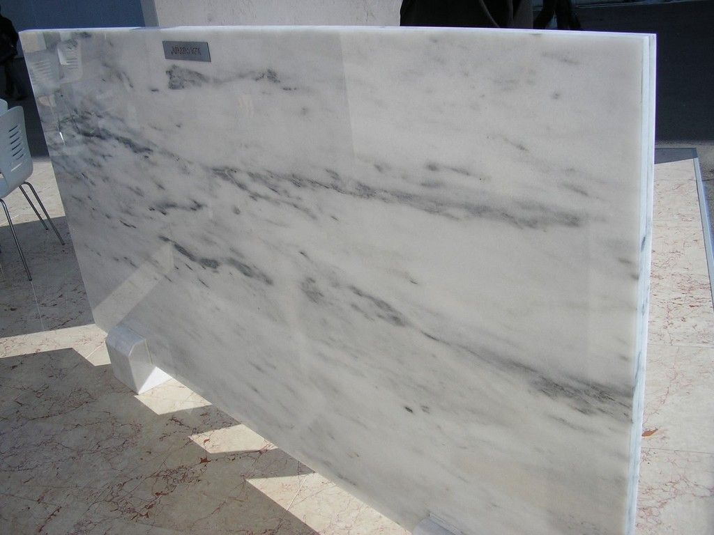 Image of: Great Marble Look Countertops