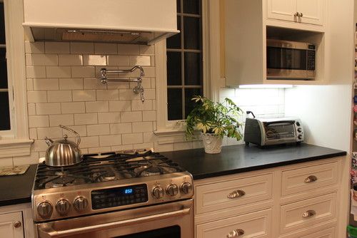 Image of: Honed Marble Countertops Pros And Cons