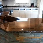 How To Concrete Countertops Pros And Cons