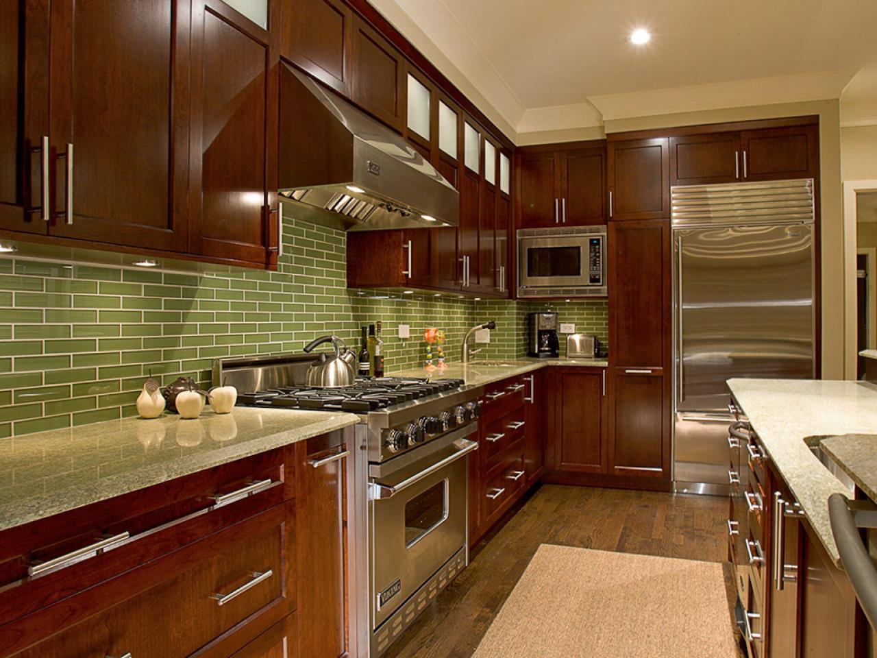 Image of: Kitchen Granite Countertops Ideas Pictures