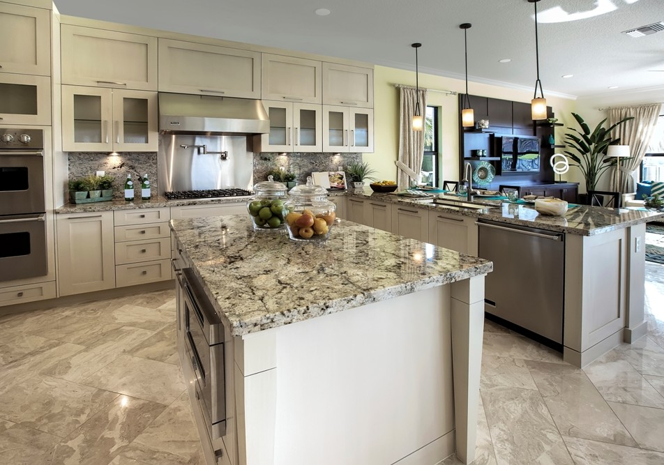 Image of: Marble And Granite Countertops Atascadero