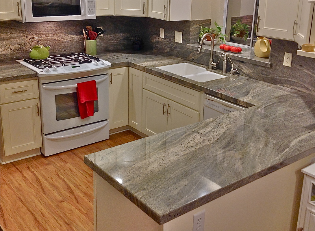 Image of: Marble And Granite Countertops Fresno