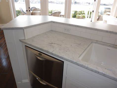 Image of: Marble Countertops Care