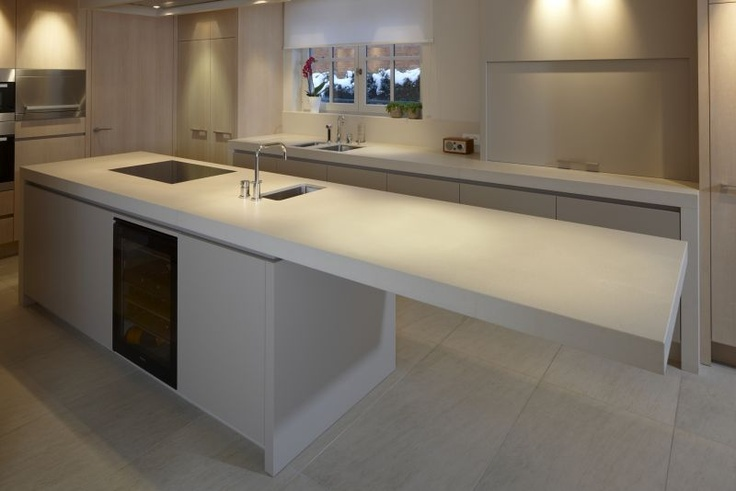 Image of: Nice Engineered Quartz Countertops