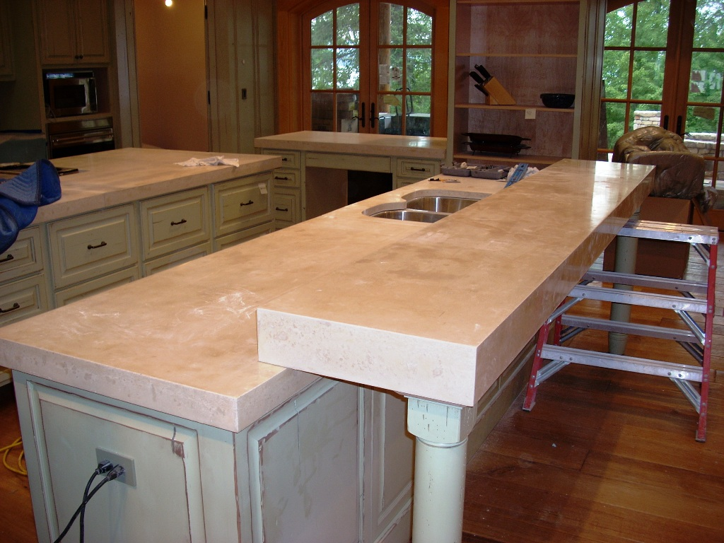 Perfect Marble Look Countertops