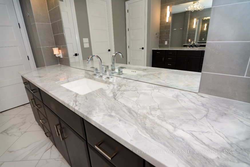 Pictures Of Concrete Bathroom Countertops