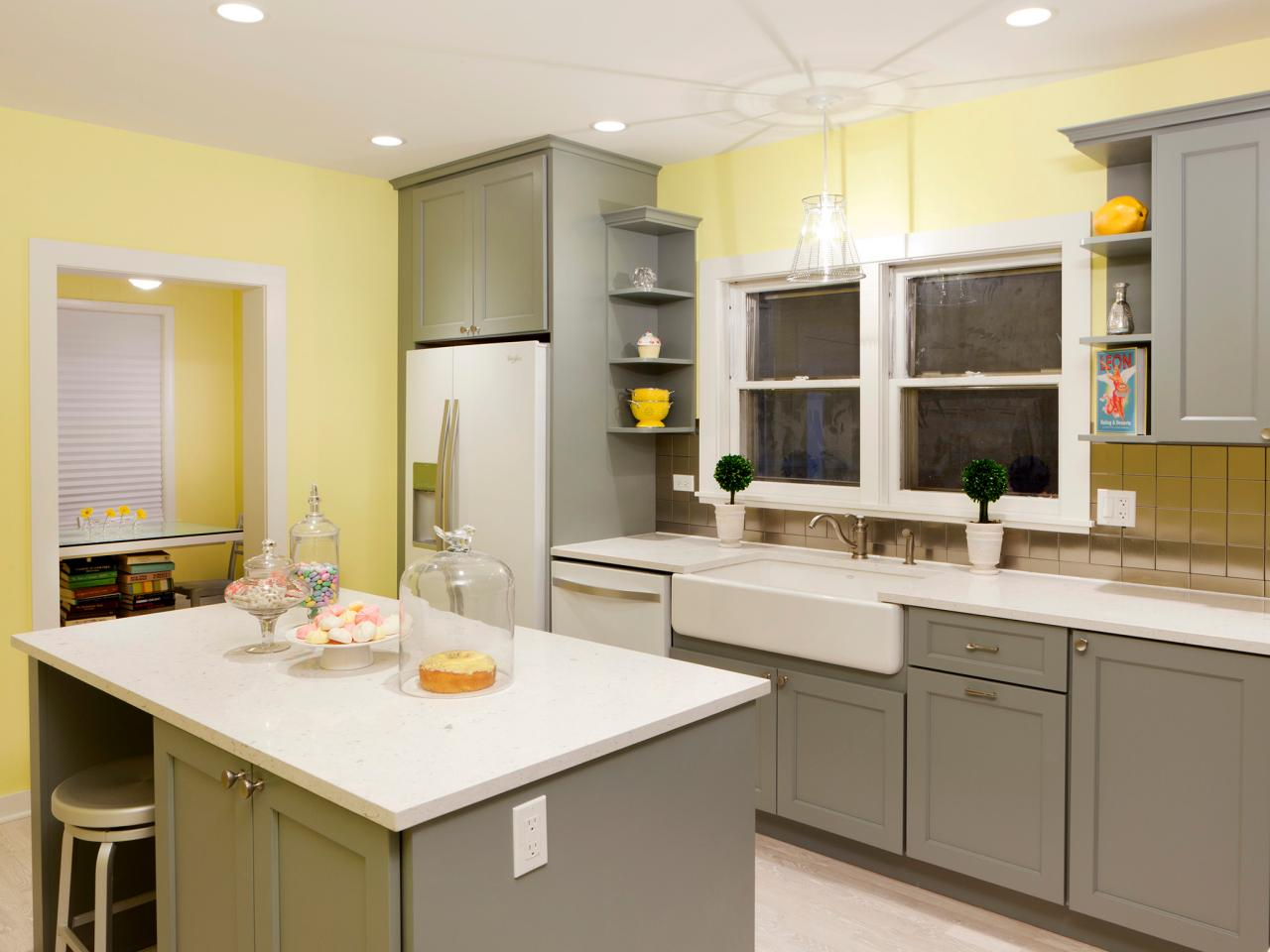 Image of: Pictures Of Quartz Countertops In Kitchens