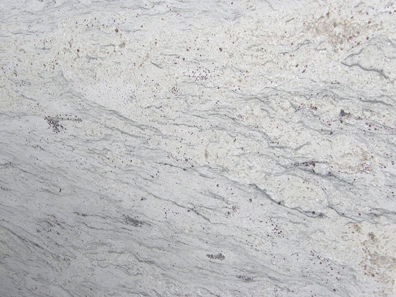 Image of: River White Granite Countertops Photos