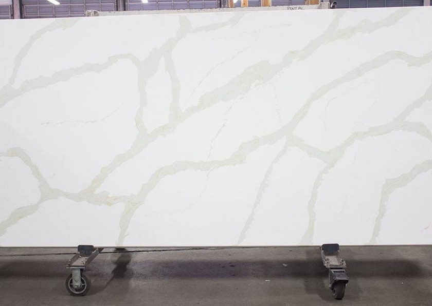 Simple Quartz Countertops That Look Like Marble