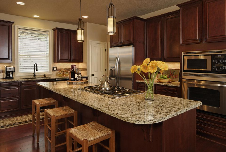 Image of: Types Of Marble Countertops For Kitchens
