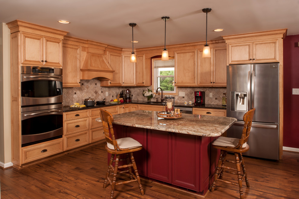 Image of: Types Of Quartz Countertops For Kitchens
